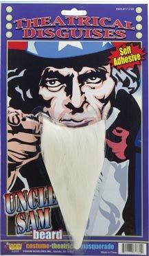 Forum Novelties Uncle Sam Beard - Uncle Sam Beard