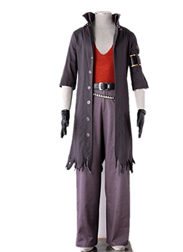 RPG Final Fantasy XIII-2 Cosplay Costume-Snow Villiers 7Pcs Set by Love Cosplay (Image #5)
