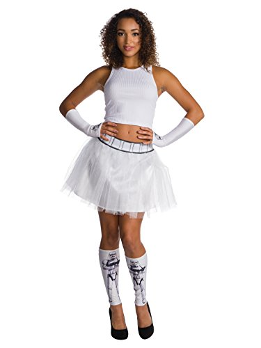 Rubie's Adult Star Wars Stormtrooper Costume Tutu Skirt]()
