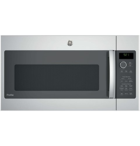 GE PVM9215SKSS Profile Stainless Microwave