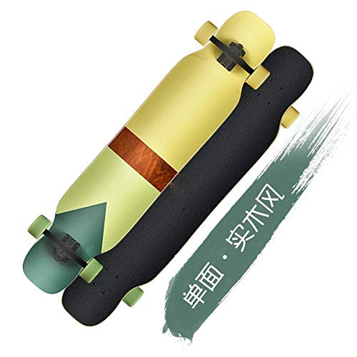 G Edition Skateboard Pennello Board Growth Oudan colore Dimensione Female Long Travel Skateboard Beginner Girl Street Campus H Adult Youth OqwxxTXCZ