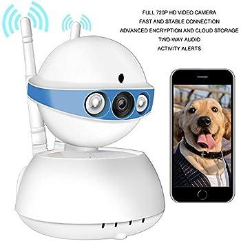Amazon.com : LARKKEY WiFi Home Security Surveillance