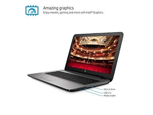 "HP 15-ay013nr 15.6"" Full-HD Laptop (6th Generation Core i5, 8GB RAM, 128GB SSD) with Windows 10"