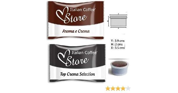 Lavazza Espresso Point Compatibles - 100 Capsulas de Café ...