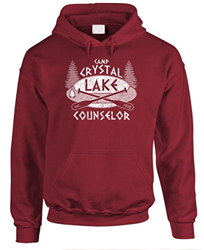 CAMP CRYSTAL LAKE horror Pullover