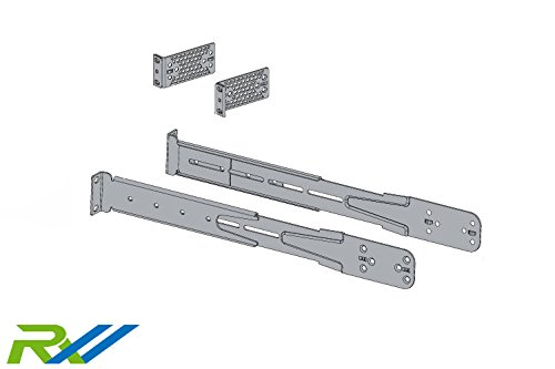 Cisco Compatible Mounting Kit / For Catalyst 3650-24 3650-48 Switches / 4PT-KIT-T1=