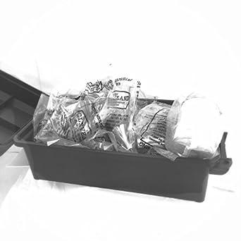 Edwards Ironworker 12-set round tooling kit with punch lube
