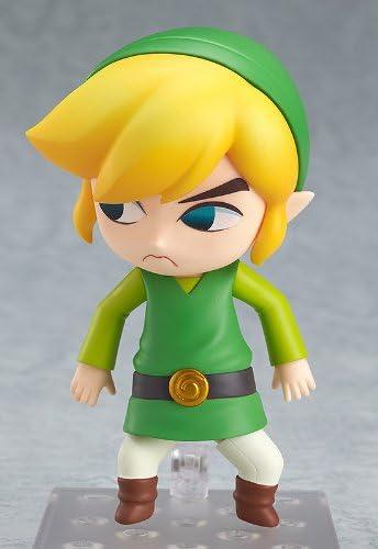 Neu Link The Legend of Zelda 10cm Action Figuren NoBox