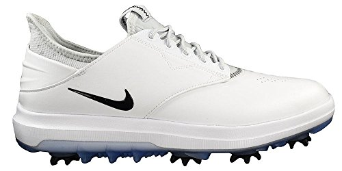 Pictures of Nike Golf- Air Zoom Direct Shoes Black/Metallic Silver 5
