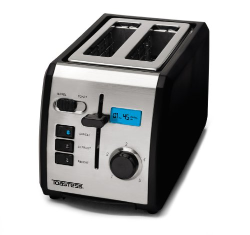 DIGITAL COUNTDOWN TOASTER;