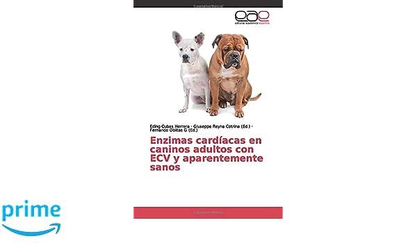Enzimas cardíacas en caninos adultos con ECV y aparentemente ...