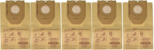 Oreck Paper Bag, Dutchtech Can. with Pre and Post Filters (Pack of 5)