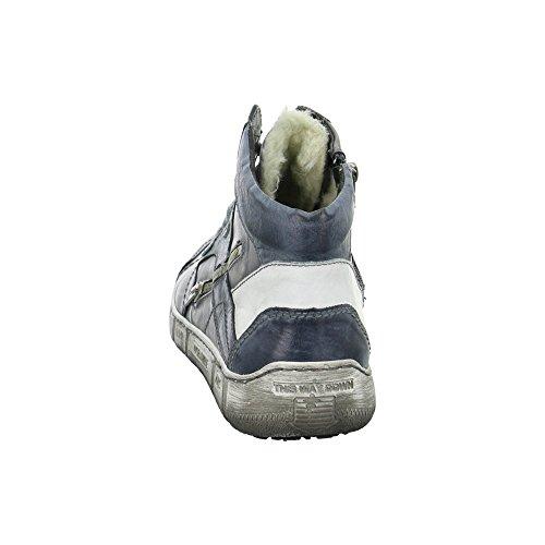 Kacper Herren Schnür-Boots Grau