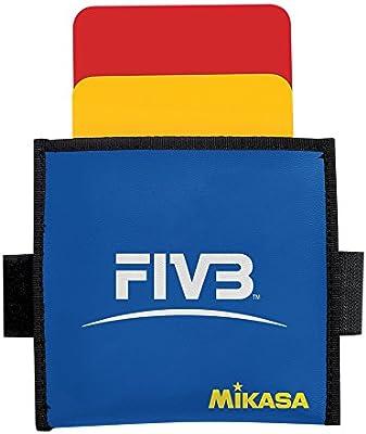 Mikasa Professional Whistle with Lanyard Small Blue//Yellow Mikasa Sports USA BEATMASTER-BLY