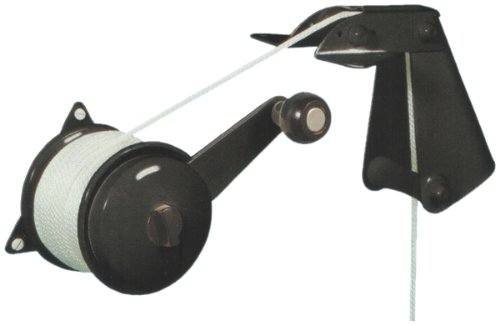 Anchormate Worth Anchor Reel, Black