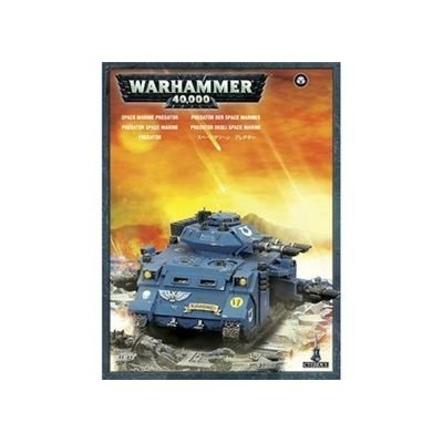Games Workshop 48-23 Space Marine PROTator