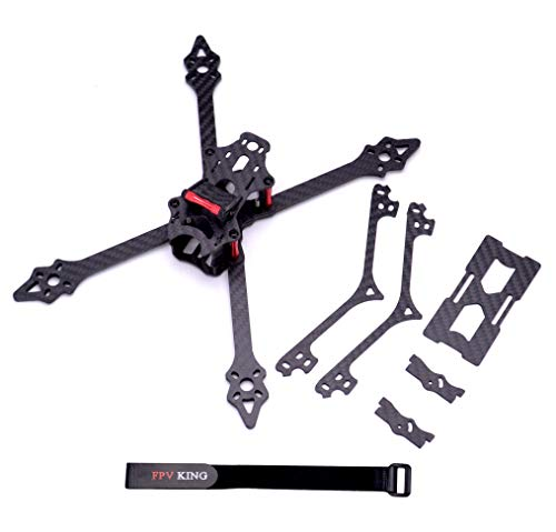 FPVKing VX220 220mm FPV Racing Drone Frame 5 Inch Carbon for sale  Delivered anywhere in USA