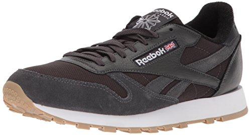Reebok Heren Cl Leer Estl Sneaker Kolen / Wit / Gewassen Blauw