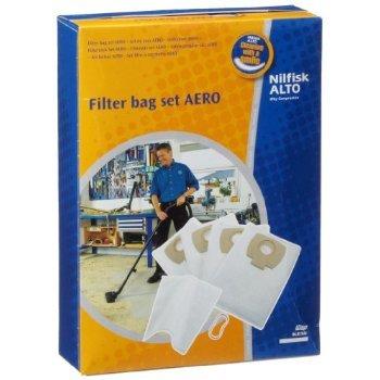 NILFISK 302002404-Bolsa para aspirador 4 bolsas de ...