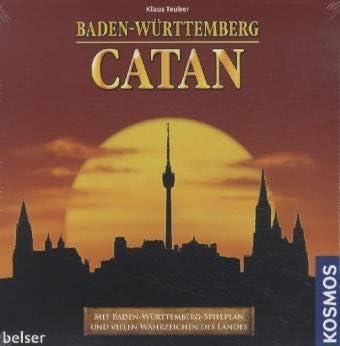 Belser Baden-Württemberg Catan: Amazon.es: Juguetes y juegos