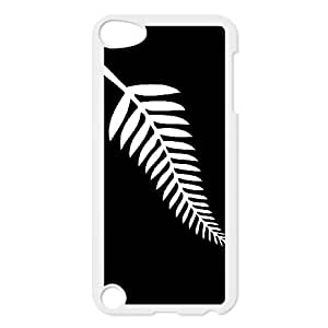 iPod Touch 5 Case White Newzealand Rugby Logo umk