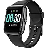 Smart Watch UMIDIGI Uwatch3 Fitness Tracker with 5ATM Waterproof All-Day Heart Rate and Activity Tracking, Sleep…