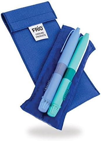 Cartera FRÍO® DUO – Azul: Amazon.es: Salud y cuidado personal