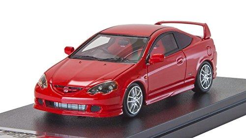 MARK43 1/43 Honda Integra Type R (DC5) Previous Term Model Milan Red - Honda Integra Type