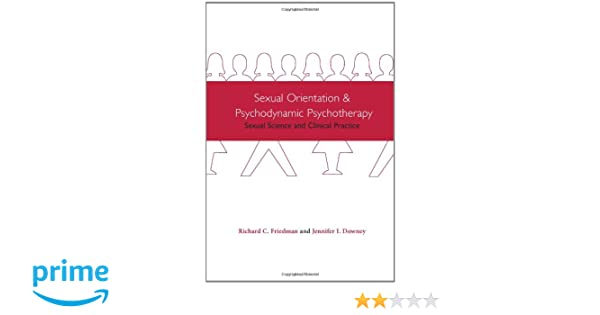 Sexual orientation and psychodynamic