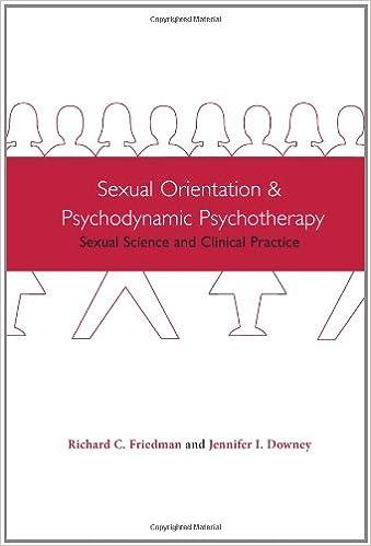 Psychodynamics of male homosexuality
