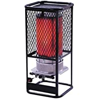 Heatstar By Enerco F170850 Radiant Natural Gas Heater HS125NG Salamander, 125K