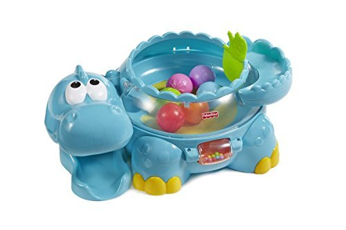 New! Fisher-price Go Baby Go! Poppity Pop Musical Dino by Fisher-Price
