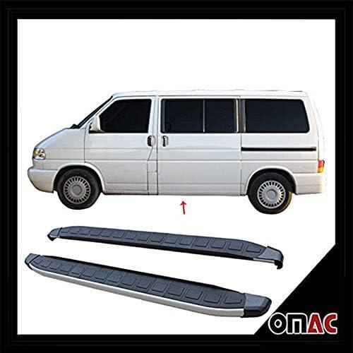 Escalera de aluminio Tablas para Volkswagen T4 Transporter corta Cilindro de Stand dolunay (213): Amazon.es: Coche y moto