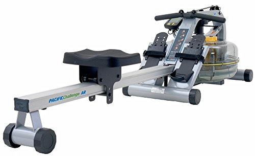 First Degree Fitness Fluid Rower - AR Pacific (First Degree Fitness Challenge Ar Water Rowing Machine)
