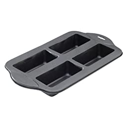 Norpro  Nonstick  4- Linking Loaf Pan