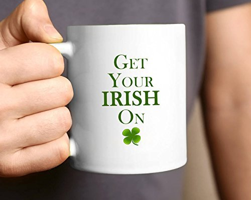 Irish Mug, Irish Coffee Mug, Coffee Mug, St Patricks Day Mug, St Patricks Day, Ireland Mug, Irish Gift, Irish Gifts, Tea Mug, Ceramic Mug, 11oz 15oz