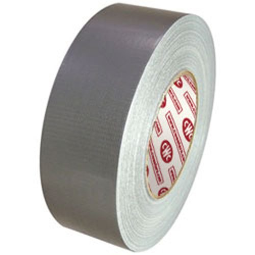 2'' x 60 Yard 9 Mil Heavy Duty Duct Tape (24 Rolls) - CWC 057099