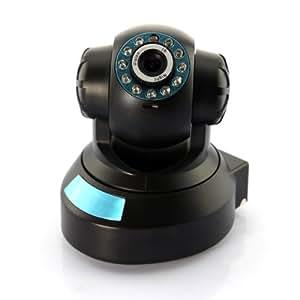 Wireless WIFI Webcam IP Camera IR Security 2-Audio Night Vision Baby Monitor