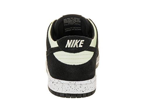 Nike Dunk Zoom Sb Mens Manque Chaussure De Skate Pro Faible / Noir / Peine Vert / Blanc