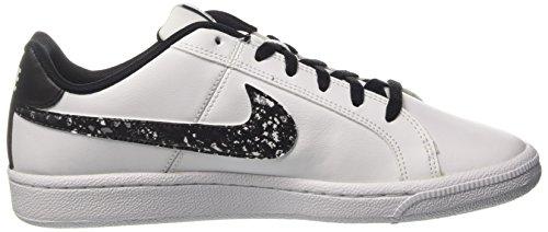 Nike Mädchen Court Royale Print Gs Gymnastikschuhe Elfenbein (White/black/dark Grey)