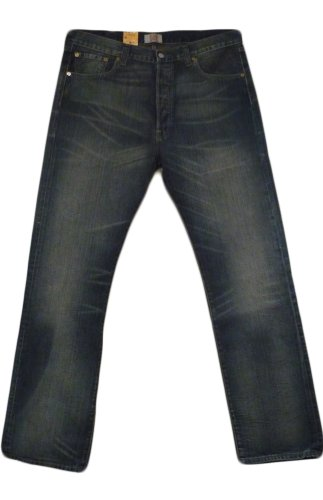 Customized Exit Levis Tapered 501 Fast Uomo amp; Jeans 81PF1qp