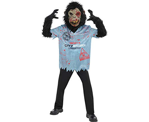 Amscan Zombie Chimp Costume - Large
