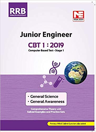 Buy RRB JE CBT- 1 : General Awareness, General Science Book