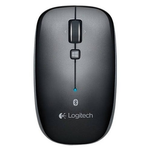 Click to buy Logitech M557 Optical 1000 dpi Bluetooth Mouse, Dark Gray 910-003971 - From only $62.44