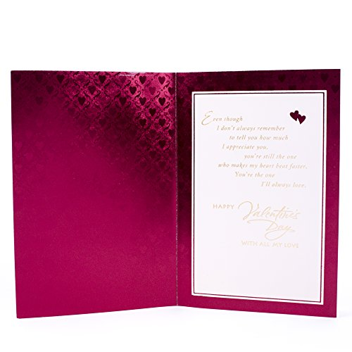Hallmark Mahogany Valentine's Day Greeting Card (Holding Hands) Photo #4