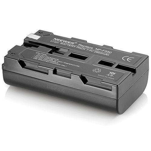 Neewer 2600mah Li Ion Battery And Charger Kit For Neewer