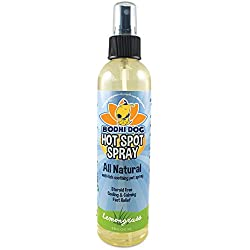 NEW All Natural Pet Hot Spot Spray | Soothing Plant Based Dog Treatment | Healing Allergies Anti Itch Dry Skin Relief for Dog | PROFESSIONAL GRADE QUALITY - Made in USA - 1 Bottle 8oz (240ml)