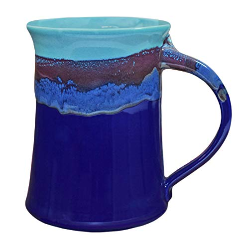Clay in Motion Handmade Ceramic Large Mug Coffee Cup 20oz -