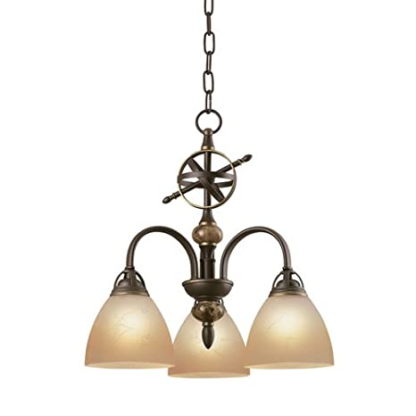 Portfolio 3 light bronze traditional chandelier amazon portfolio 3 light bronze traditional chandelier aloadofball Gallery