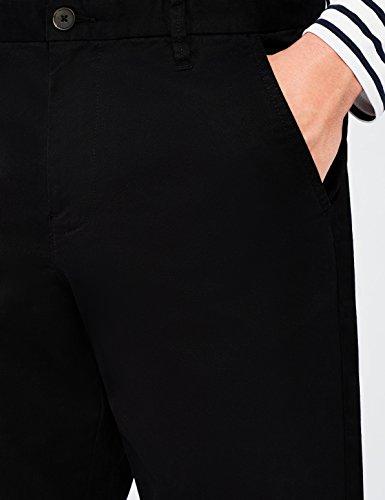MERAKI Pantalon Chino Coupe Droite en Coton. Homme